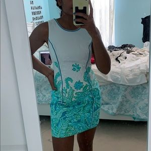 Authentic Lilly Pulitzer shift dress